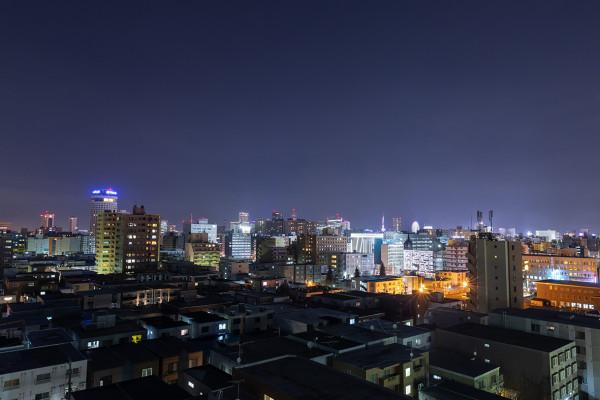 札幌のおしゃれな賃貸まとめVol.006~上階・眺望抜群編〜
